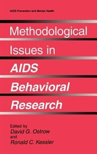 Book Methodological Issues in AIDS Behavioral Research by David G. Ostrow