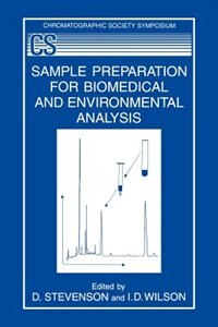 Book Sample Preparation for Biomedical and Environmental Analysis by Derek Stevenson