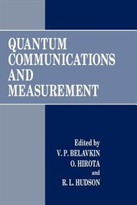 Book Quantum Communications and Measurement by V.P. Belavkin