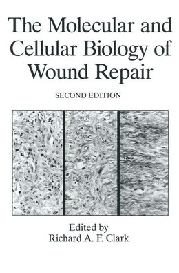 Book The Molecular and Cellular Biology of Wound Repair by Richard Clark