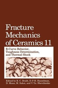 Book Fracture Mechanics of Ceramics by R.C. Bradt