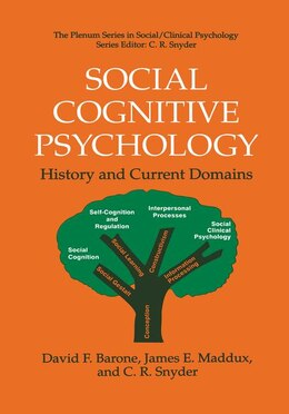 Book Social Cognitive Psychology: History and Current Domains by David F. Barone