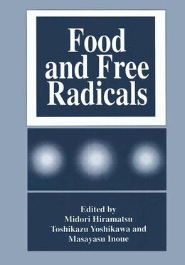 Book Food and Free Radicals by Midori Hiramatsu