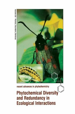 Book Phytochemical Diversity and Redundancy in Ecological Interactions by John T. Romeo