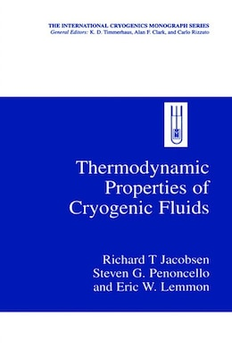 Book Thermodynamic Properties of Cryogenic Fluids by Richard T. Jacobsen