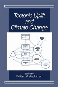 Book Tectonic Uplift and Climate Change by William F. Ruddiman