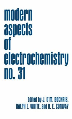 Book Modern Aspects of Electrochemistry by John O'M. Bockris