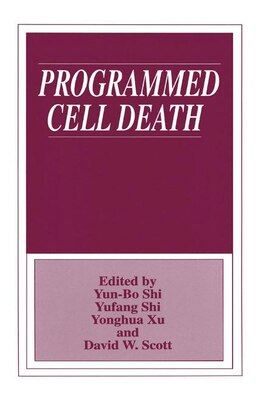 Book Programmed Cell Death by David W. Yun Bo Shi