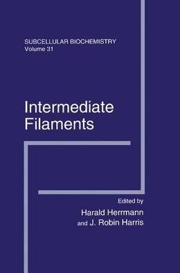 Book Intermediate Filaments: Intermediate Filaments by Harald Herrmann