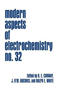Book Modern Aspects of Electrochemistry by Brian E. Conway