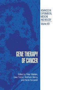 Book Gene Therapy of Cancer by Peter Walden