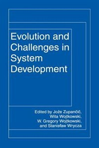 Book Evolution and Challenges in System Development by Joze Zupancic