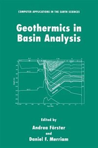 Book Geothermics In Basin Analysis by Andrea Förster