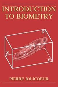 Book Introduction To Biometry by Pierre Jolicoeur