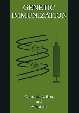 Book Genetic Immunization by Adrian Bot