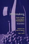 Book Winemaking: From Grape Growing to Marketplace by Richard Vine