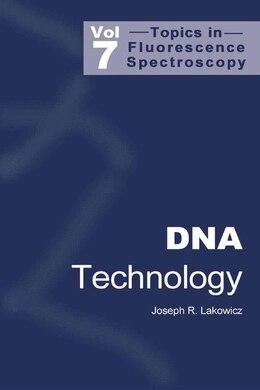 Book DNA Technology: Dna Technology by Joseph R. Lakowicz