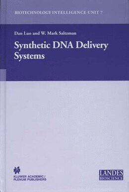 Book Synthetic Dna Delivery Systems by Dan Luo