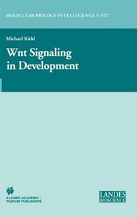 Book Wnt Signaling In Development by Michael Kühl