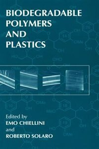 Book Biodegradable Polymers And Plastics by Emo Chiellini