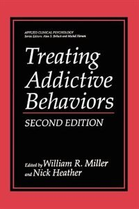 Book Treating Addictive Behaviors by William R. Miller