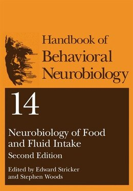 Book Neurobiology Of Food And Fluid Intake by Edward M. Stricker