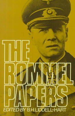 Book The Rommel Papers by B.H. Liddell Hart
