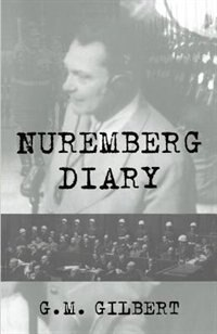 Book Nuremberg Diary by G. M. Gilbert