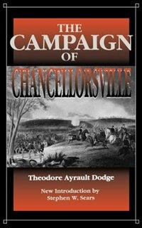 Book Campaign Chancellorsville by Theodore Ayrault Dodge