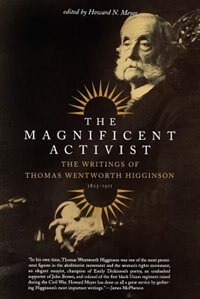 Book The Magnificent Activist by Howard Meyer