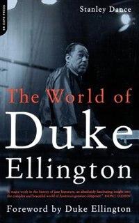 Book The World Of Duke Ellington by Stanley Dance