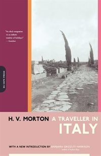 Book A Traveller in Italy by H.v. Morton