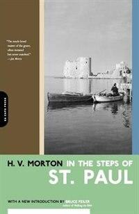 In The Steps Of St. Paul: In The Steps Of St Paul