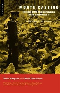 Book Monte Cassino: The Story Of The Most Controversial Battle Of World War II by David Hapgood