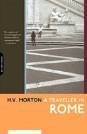 Book A Traveller In Rome by H. V. Morton