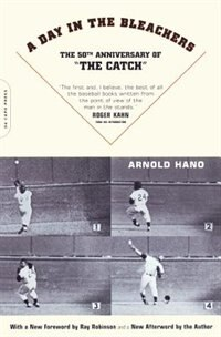 Book A Day in the Bleachers by Arnold Hano
