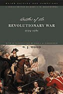 Book Battles Of The Revolutionary War: 1775-1781 by W. J. Wood