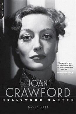Book Joan Crawford: Hollywood Martyr by David Bret