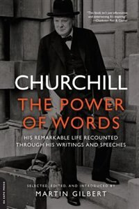Book Churchill: The Power of Words by Winston Churchill