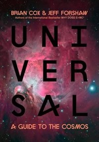 Book Universal: A Guide To The Cosmos by Brian Cox
