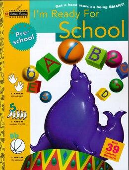 Book I'm Ready For School (preschool) by Stephen R. Covey