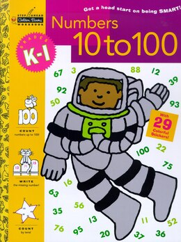 Book Numbers 10 To 100 (grades K - 1) by Lois Bottoni