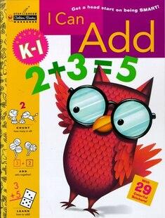 I Can Add (grades K - 1)