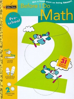 Book Before I Do Math (preschool) by Stephen R. Covey