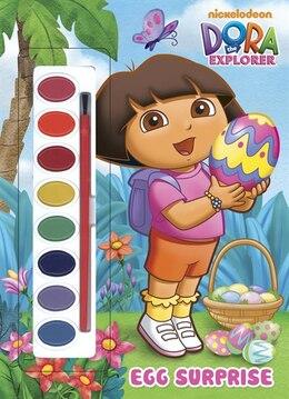 Book Egg Surprise (dora The Explorer) by Golden Books