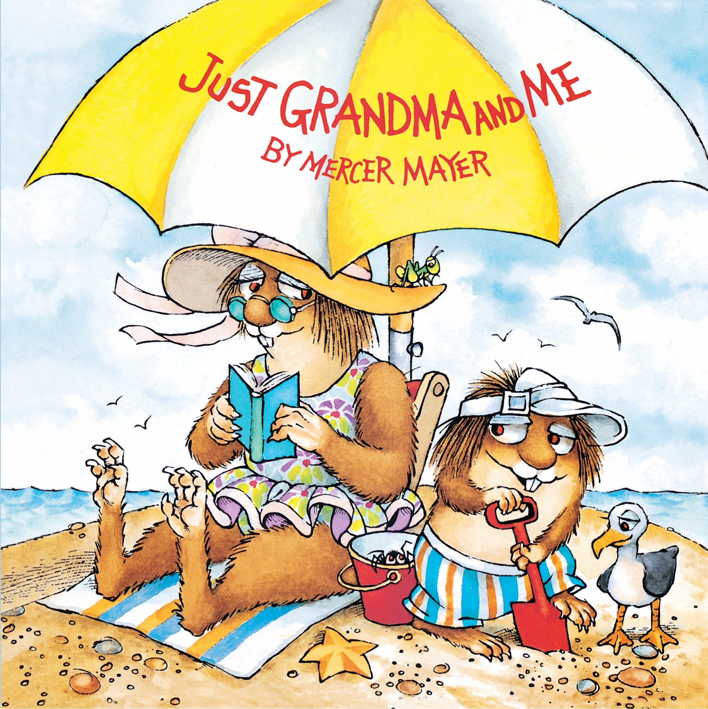 Book Just Grandma And Me (little Critter) by Mercer Mayer