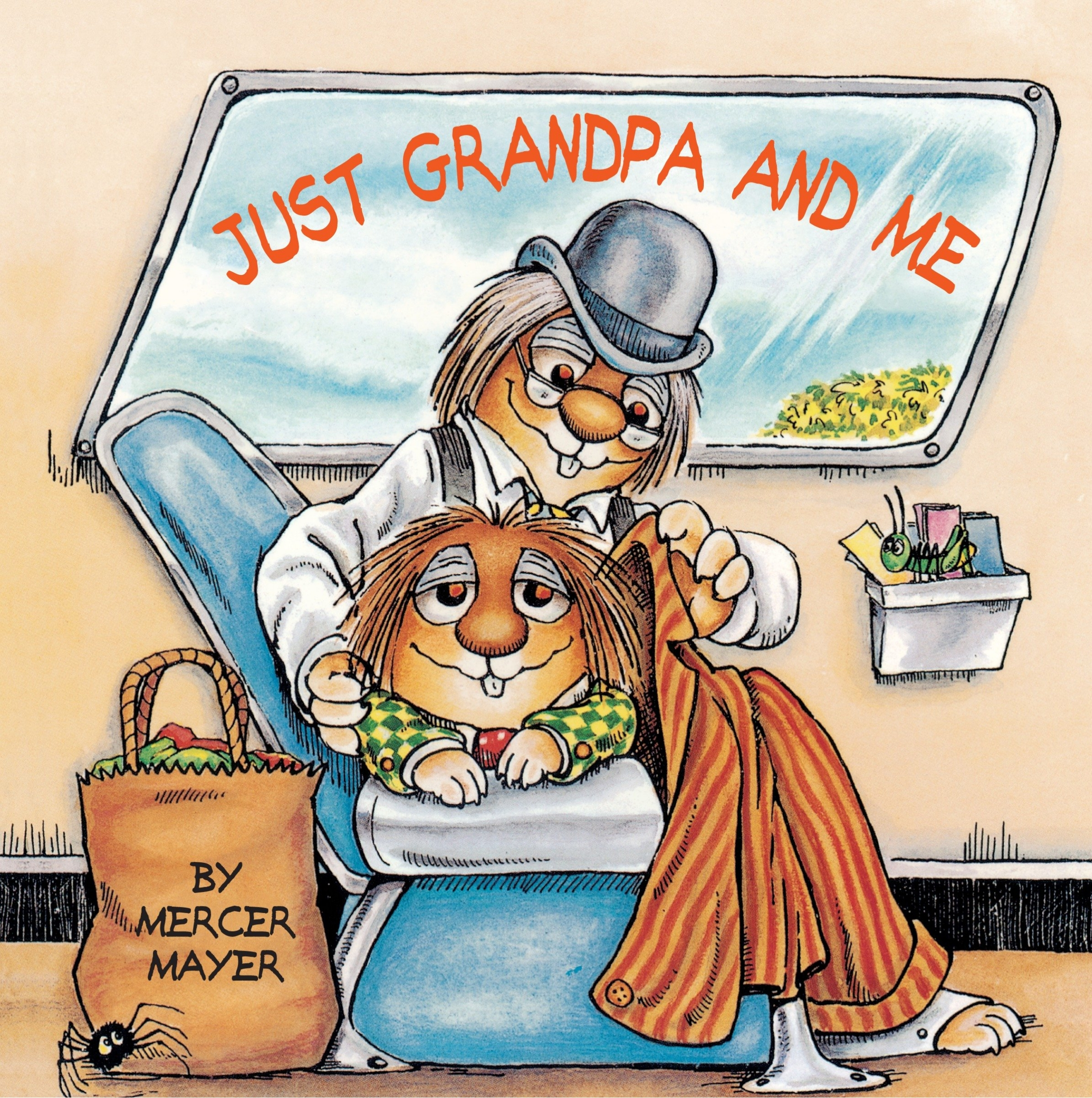 Book Just Grandpa And Me (little Critter) by Mercer Mayer