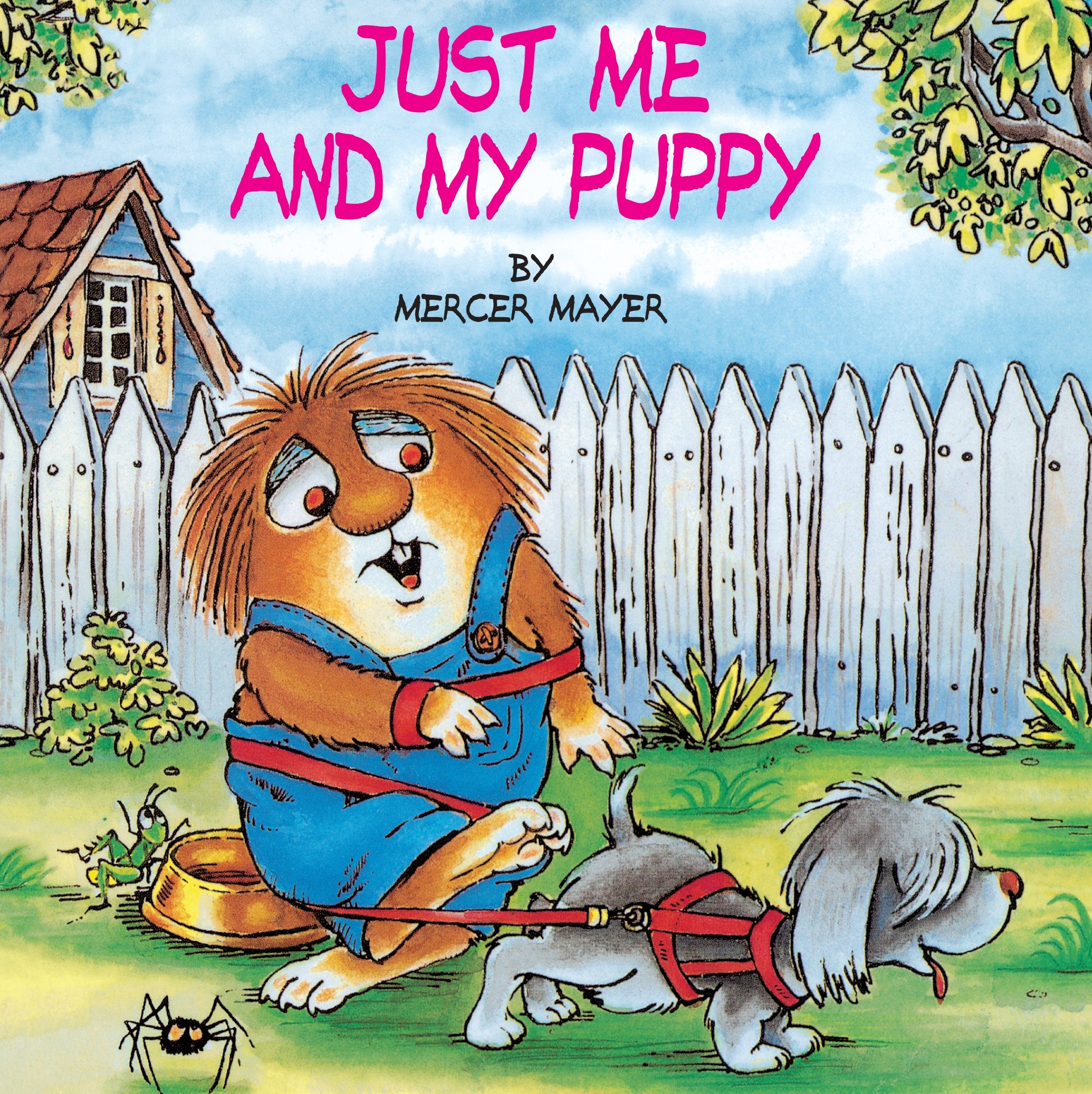 Book Just Me And My Puppy (little Critter) by Mercer Mayer