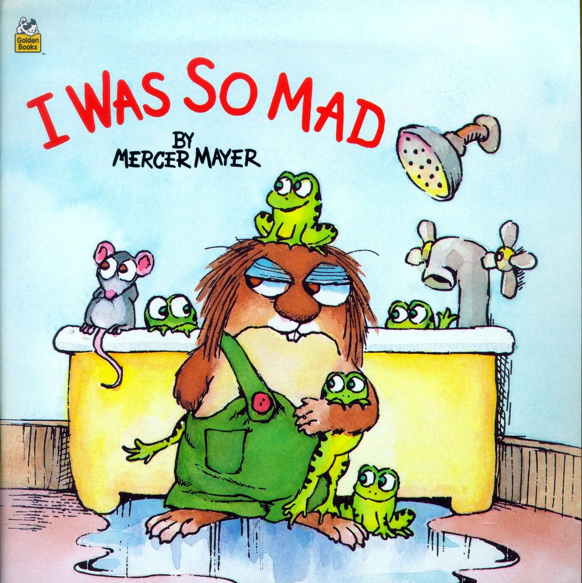 Book I Was So Mad (little Critter) by Ron MIller