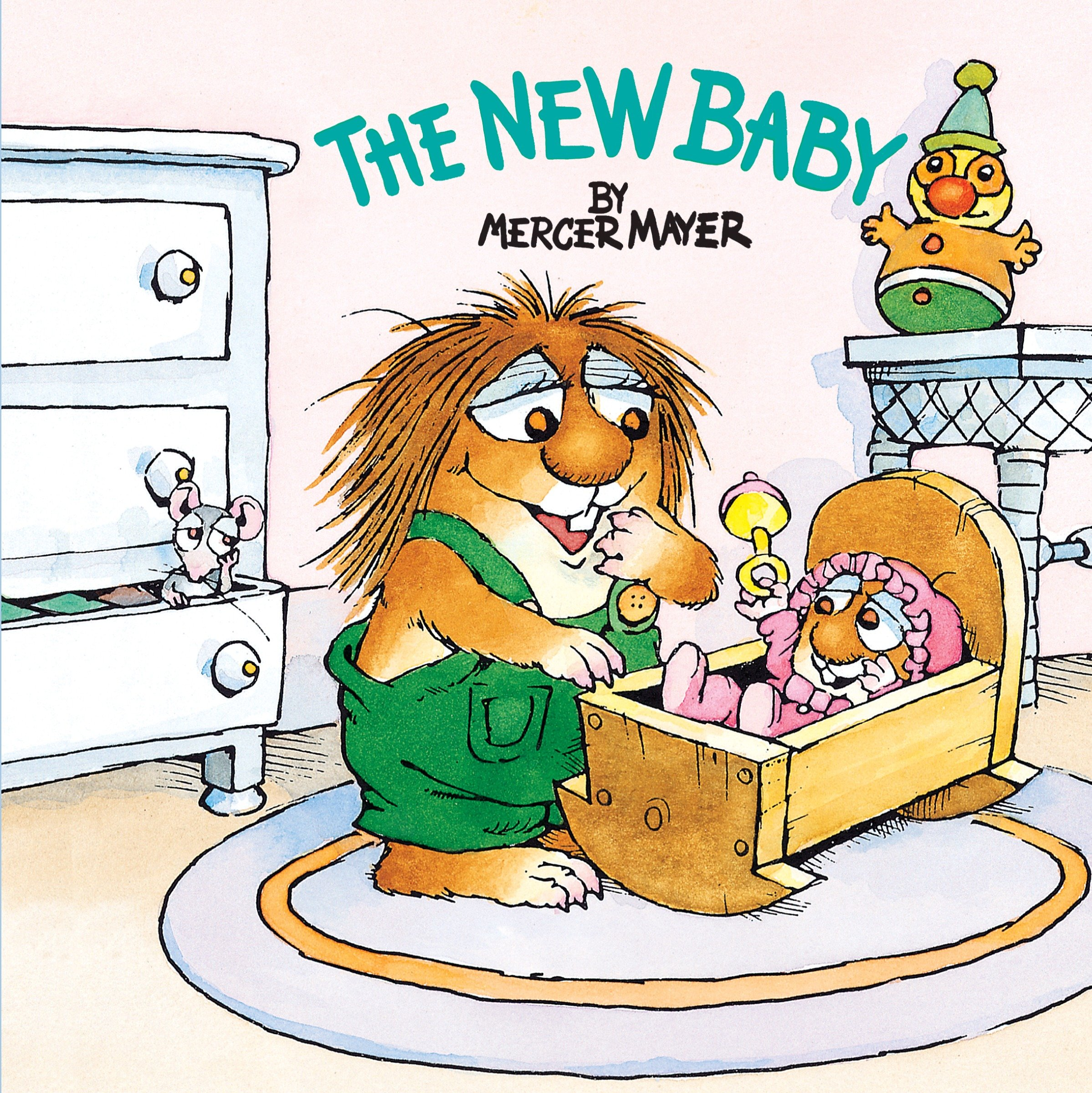 Book The New Baby (little Critter) by Mercer Mayer